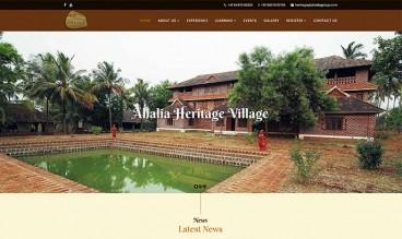 Ahalia Heritage Village by Arun Sasi