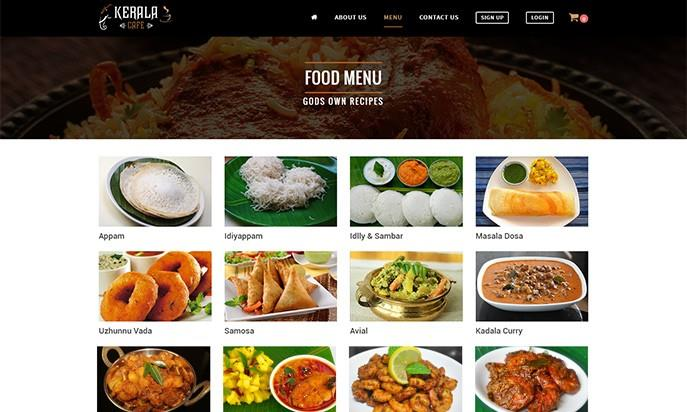 KeralaCafe - Gods Own Recipes by Arun Sasi