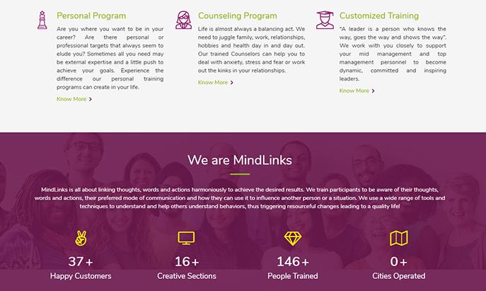 MindLinks by Arun Sasi