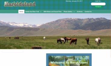 Haroldoland by Haroldoland Webmasterman