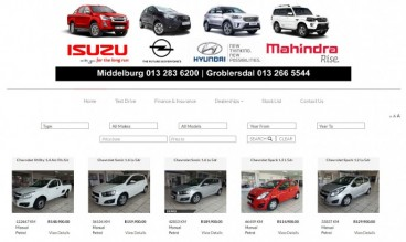 QEMBU Pre-Owned Vehicles by Auto Digital Technologies (Pty) Ltd