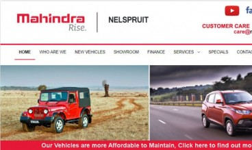 Mahindra Nelspruit by Auto Digital Technologies (Pty) Ltd