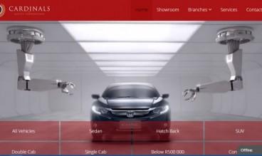 Cardinals Motor Corporation South Africa by Auto Digital Technologies (Pty) Ltd