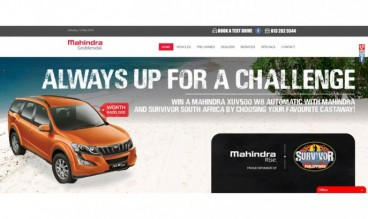 Mahindra Groblersdal, Limpopo by Auto Digital Technologies (Pty) Ltd