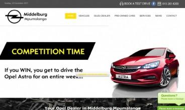 Opel Dealer Middelburg by Duane Hamann