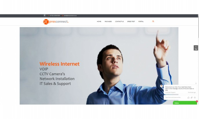 PresConnect - Wifi Middelburg by Auto Digital Technologies (Pty) Ltd
