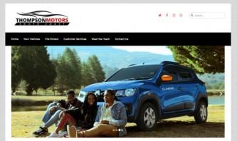 Thompson Motors South Coast by Autodigital Technologies (Pty) Ltd