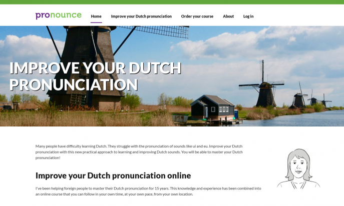 Improve your Dutch Pronunciation by db8