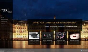 Chic Event's Bordeaux événementiel by Web Concept 81