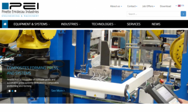 Pinette Emidecau Industries by AGERIX