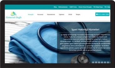 General Joint Health Safety Division by Ayhan