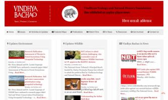 Vindhya Bachao-Vindhyan Ecology and Natural History Foundation by Debadityo Sinha