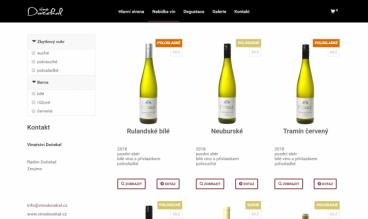 Víno Dočekal by Phoca