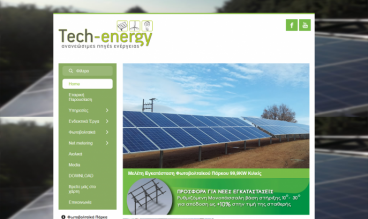 Tech Energy Renewable Energy Sources by KKapodistrias