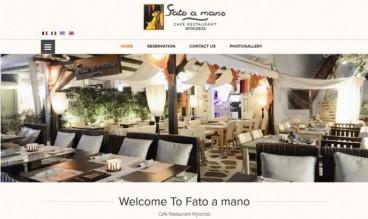 Fatoamano Restaurant Cafe Mykonos by KKapodistrias