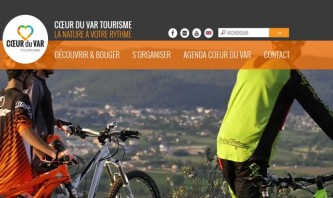 Coeur du Var Tourisme, nature at your own pace by AGENCE DIGITALE