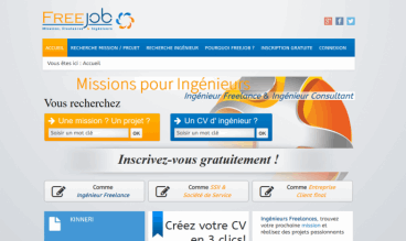 Freejob by Pulsar Informatique
