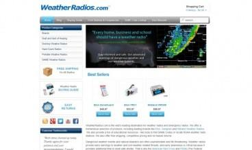 Weatherradios.com by GWS desk