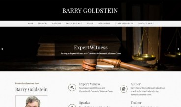 Barry Goldstein by AM Graphix
