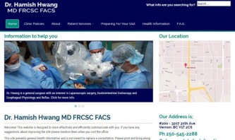 Dr. Hamish Hwang MD by AM Graphix