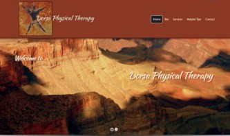 Dorsa Physical Therapy by AM Graphix