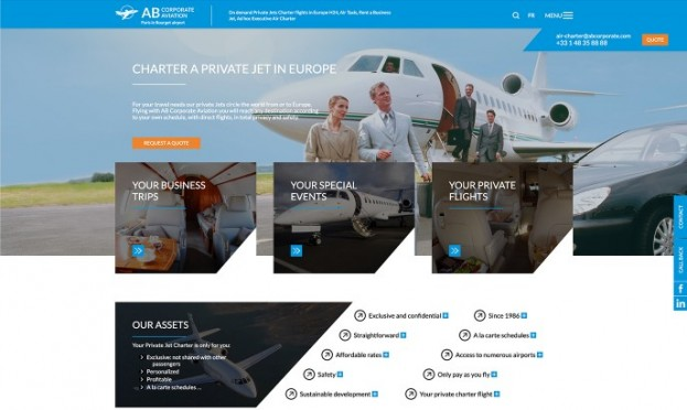 AB Corporate Aviation by Octopoos