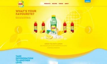 Lipton Ice Tea by Octopoos