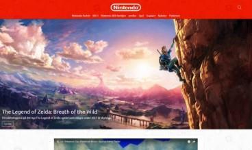 Nintendo Nordic by Joomlaproffs