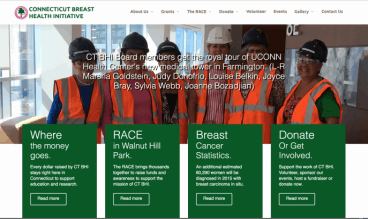 Connecticut Breast Health Inititive by MD TECH TEAM