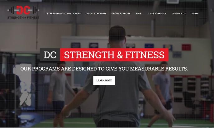 DC Strength and Fitness by MD TECH TEAM