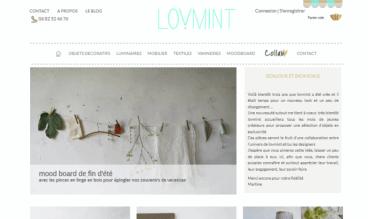 Lovmint by Com3'elles