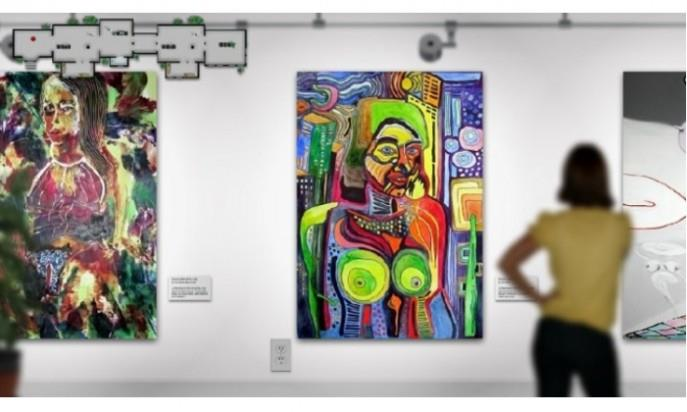 WebKunstGalerie - Art Portal for Contemporary German Artists by Ivo Haarmann