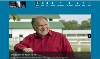 Original Gene Watson Fan Site by Sean Brady