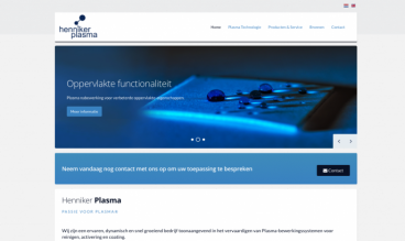 Henniker Plasma Holland by ConCom Web Design