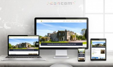 Galltfaenan Hall by ConCom Web Design