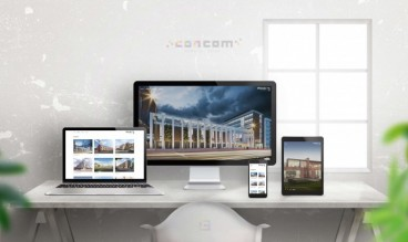 Project 3 Architects by ConCom Web design