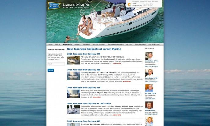 Larsen Marine by Design Associates Group, Inc.