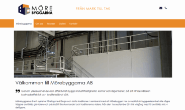 Mörebyggarna by Orangia AB