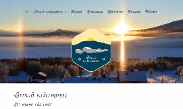 Ottsjö fjällhotell by Orangia AB