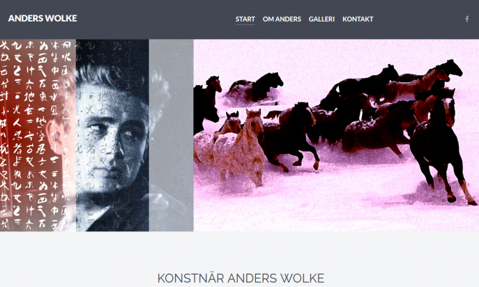 Anders Wolke by Orangia AB