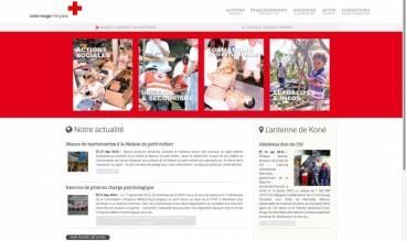 Croix-Rouge Nouvelle-Calédonie by PAO Production Nouvelle-Calédonie
