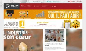 Fédération des Industrie de Nouvelle-Calédonie by [ SH ]