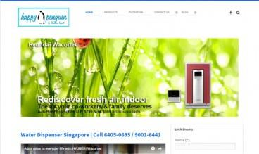 Water Dispenser Singapore by Oroshin