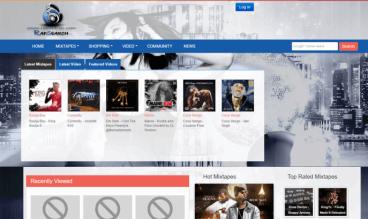 RapSearch.com Online HipHop Portal by RapSearch.com