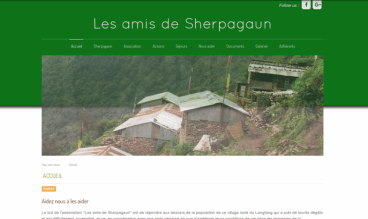 Les amis de Sherpagaun by Les amis de Sherpagaun