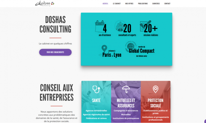 Doshas Consulting by Semaphore - French Agency