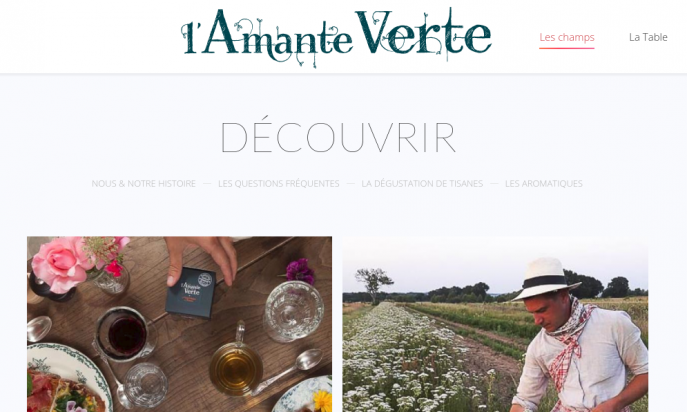 AMANTE VERTE by PGM PHOTO