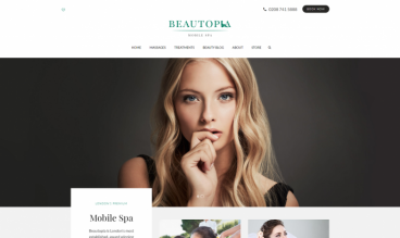 Redefining beauty as a service by RIKA Digital