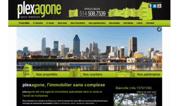 Plexagone by Ordinateurs Laval