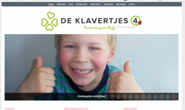 De Klavertjes 4 (The Clovers 4) by Didier Pollez